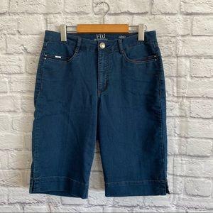 3/$30🦋 FDJ Denim Jean Shorts Olivia